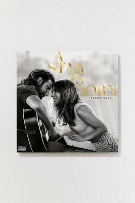 Lady Gaga / Bradley Cooper   A Star Is Born Original Motion Picture Soundtrack 2 Xlp by Urban Outfitters
