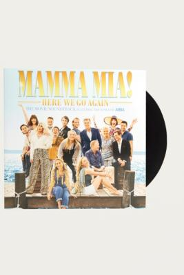 Various Artists   Mamma Mia! Here We Go Again: The Movie Soundtrack Lp by Urban Outfitters