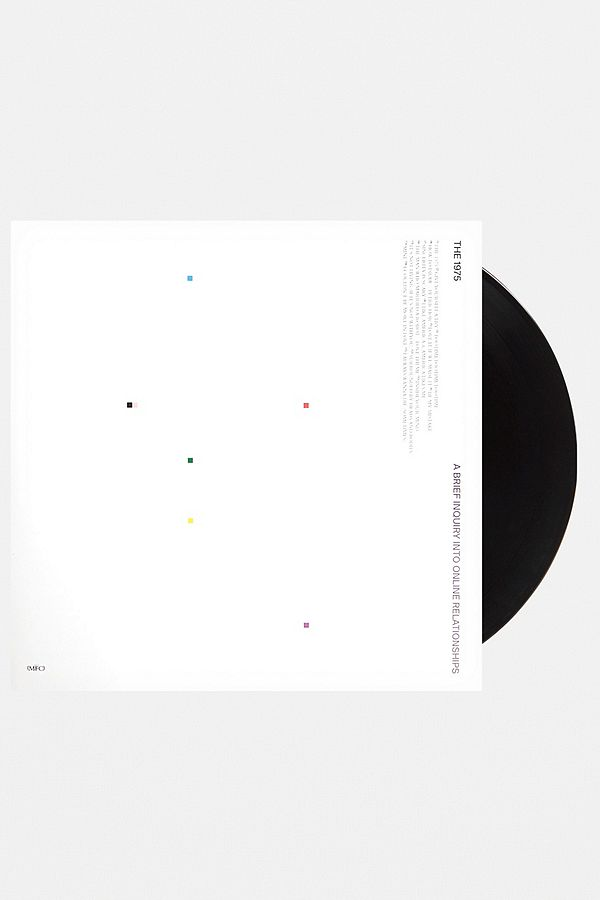 The 1975 A Brief Inquiry Into Online Relationships Lp Urban