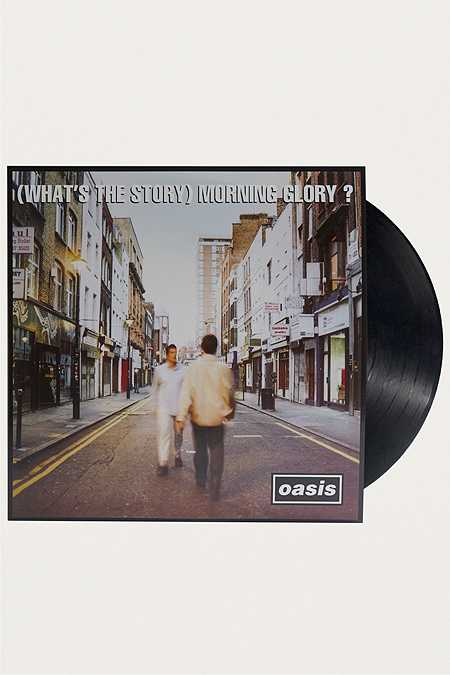 Oasis: (What's The Story) Morning Glory Vinyl Record