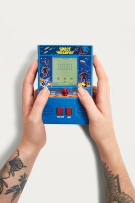 Handheld Space Invaders Arcade Game by Urban Outfitters