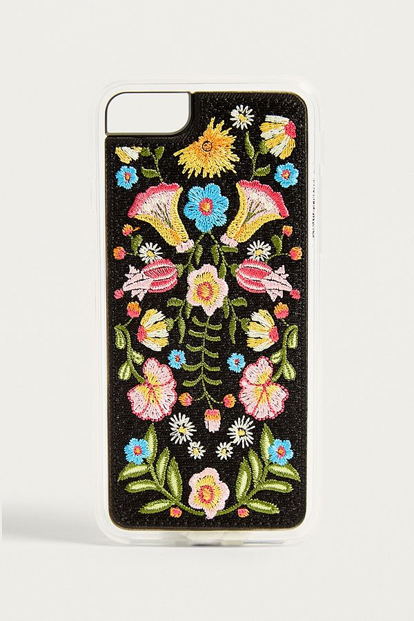 Zero Gravity Embroidered Floral Iphone 66s78 Case Urban