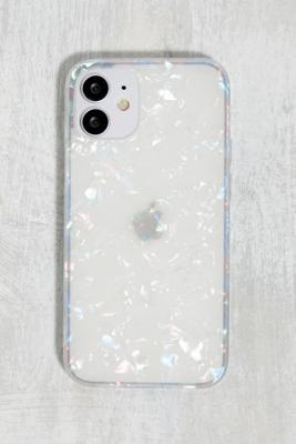 Coque pour iPhone 12 Mini éclat irisé - Urban Outfitters - Modalova