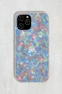 Coque pour iPhone\u00a012 Pro Max éclat irisé - Urban Outfitters - Modalova