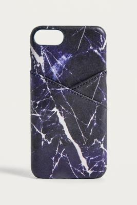 Navy Pocket I Phone 6/6s/7/8 Case by Urban Outfitters