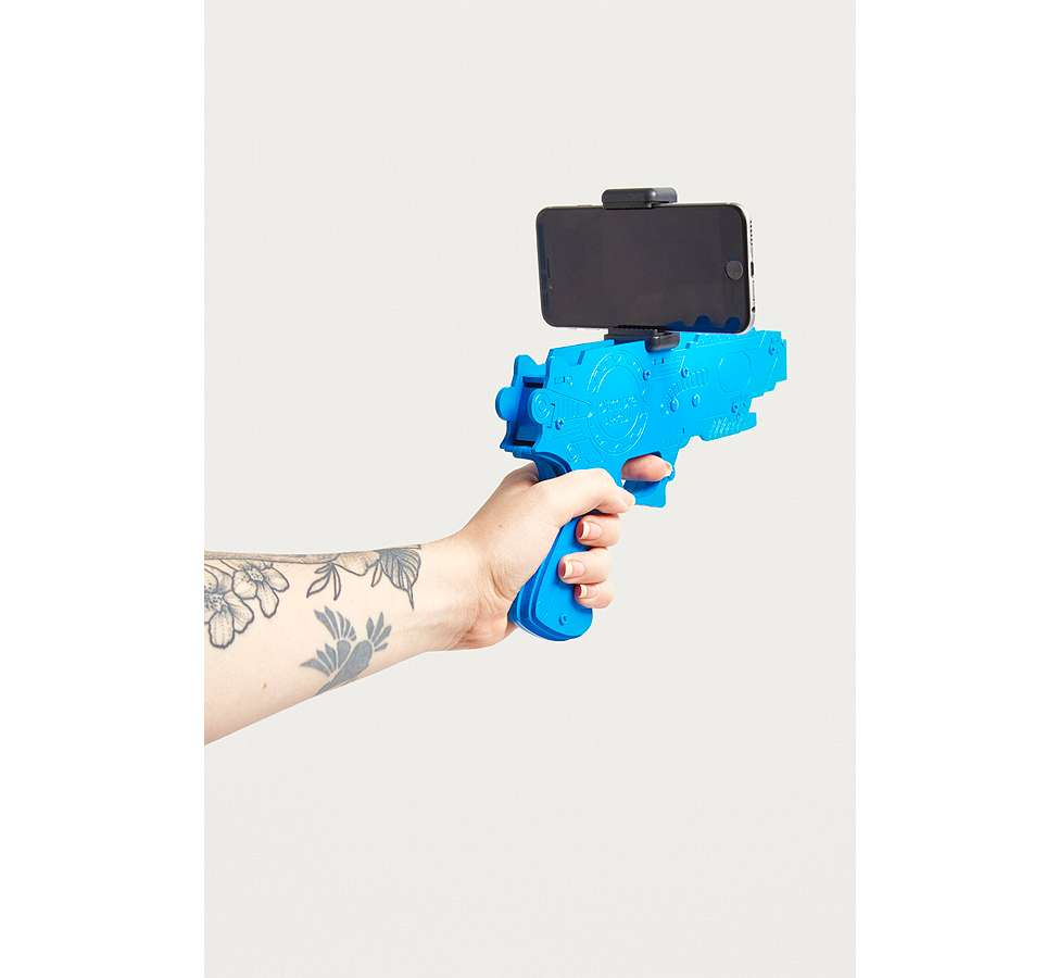 Slide View: 1: Augmented Reality Blaster