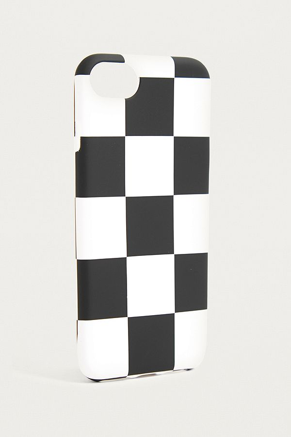 Checkerboard Iphone 678 Case Urban Outfitters Uk