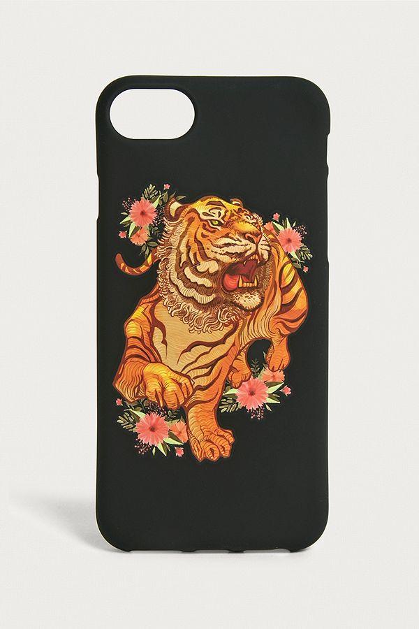 Tiger Kimono iPhone 6 6s 7 8 Phone Case  b54966224