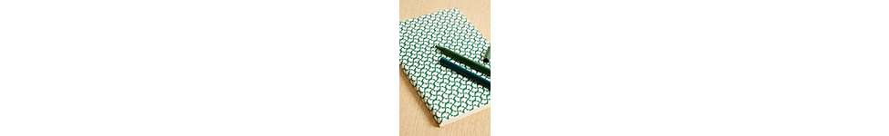 Thumbnail View 1: Ola Studio Patterned Notebook