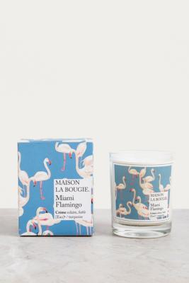 Maison La Bougie Miami Flamingo Candle by Maison La Bougie