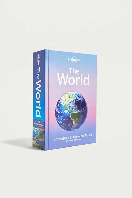 The World: A Traveller's Guide to the Planet par Lonely Planet