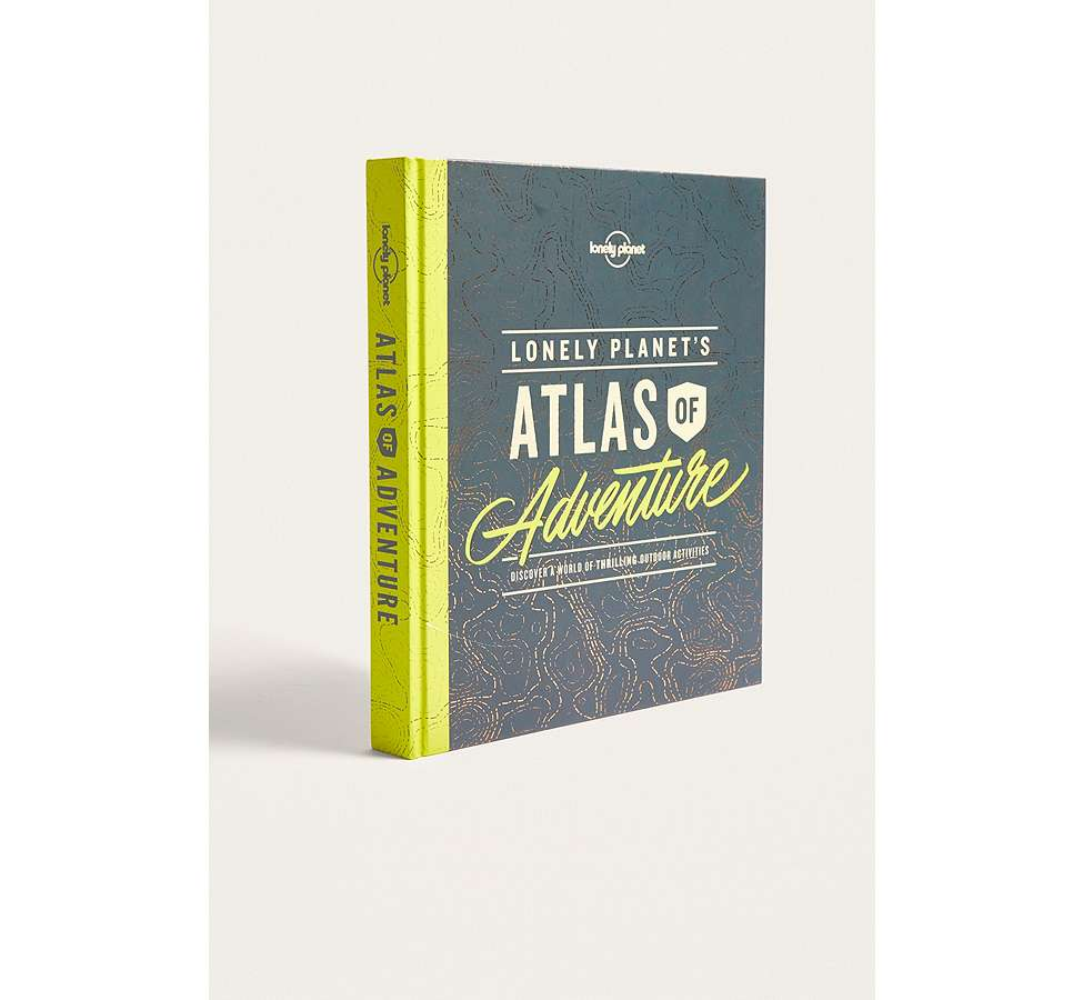 Slide View: 1: Lonely Planet's Atlas of Adventure