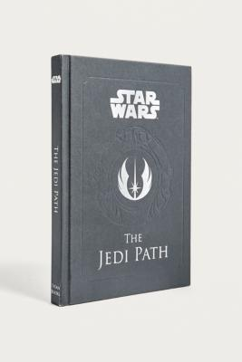 Star Wars   The Jedi Path: A Manual For Students Of The Force By Daniel Wallace by Urban Outfitters