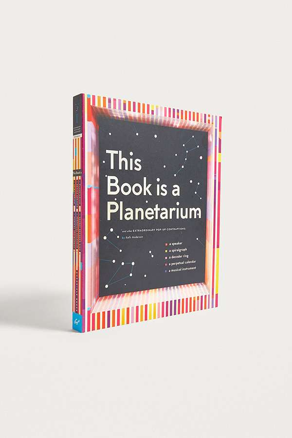 Slide View: 1: This Book Is a Planetarium: And Other Extraordinary Pop-Up Contraptions By Kelli Anderson