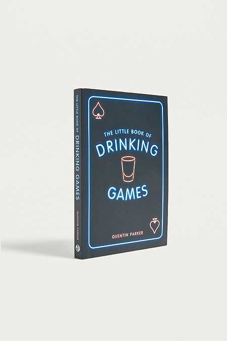 The Little Book of Drinking Games par Quentin Parker
