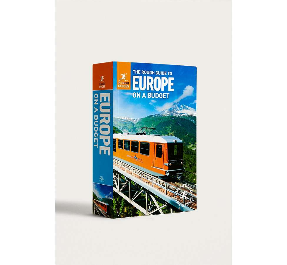 Slide View: 1: Rough Guides – The Rough Guide to Europe on a Budget