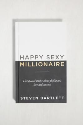 Happy Sexy Millionaire: Unexpected Truths About Fulfilment, Love And Success par Steven Bartlett - Urban Outfitters - Modalova