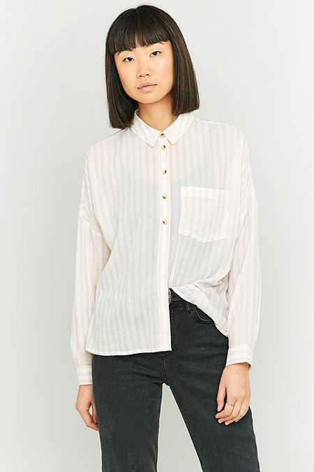 Women's Shirts & Blouses | Button-Down & Flannel Shirts | Urban ...