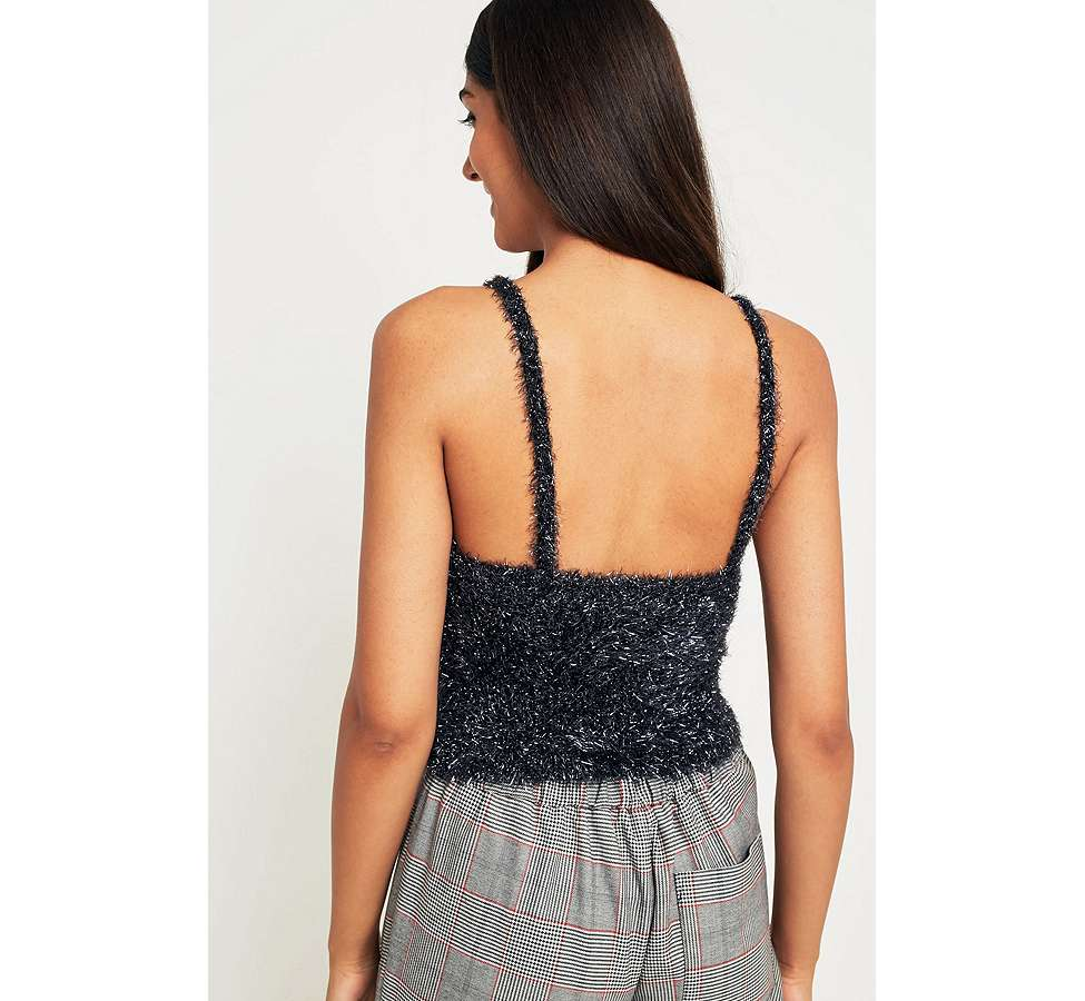 Slide View: 11: Urban Outfitters Firework Fuzzy Cami