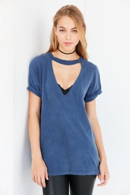 Truly Madly Deeply - Truly Madly Deeply Cut It Out Tee, Blue