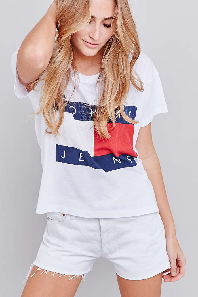 Urban Outfitters The Exclusive Tommy Hilfiger Collection