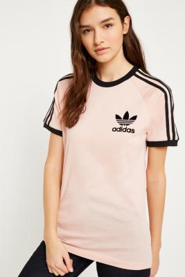 Adidas - adidas California Pink T-Shirt, Pink