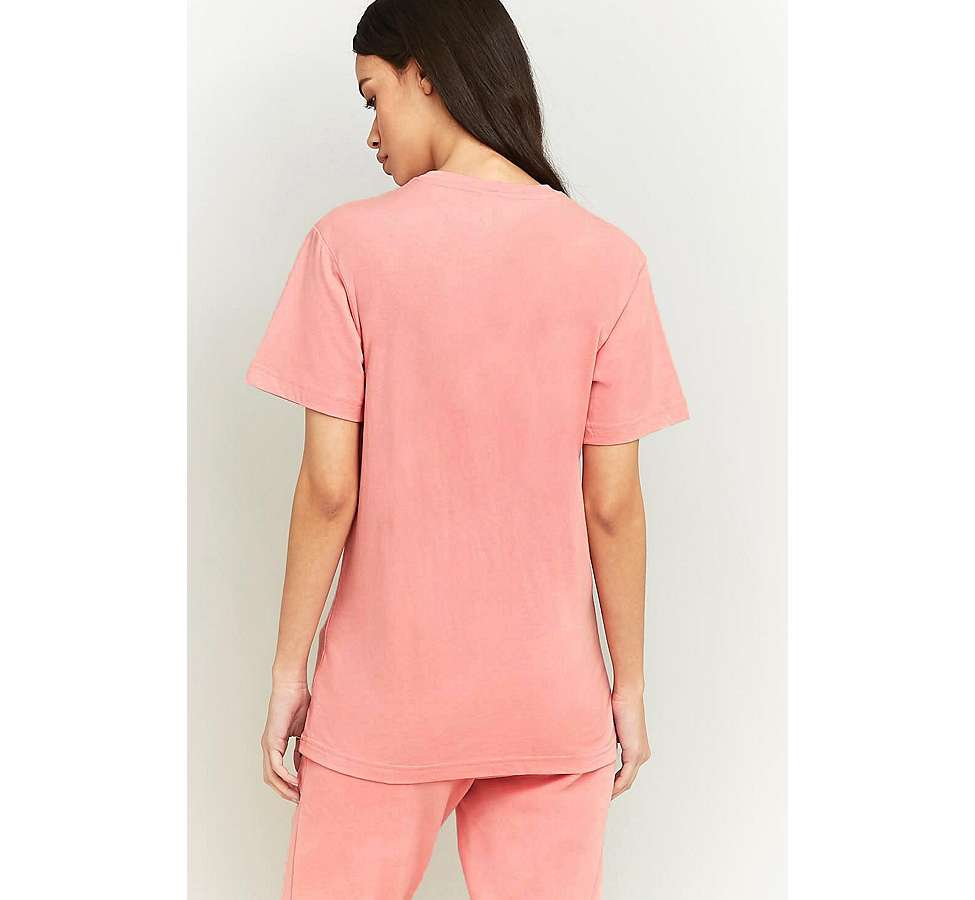 Slide View: 4: Ellesse Albany Pink T-Shirt