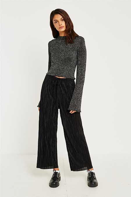 Women S Trousers Joggers Amp Wide Leg Trousers Urban