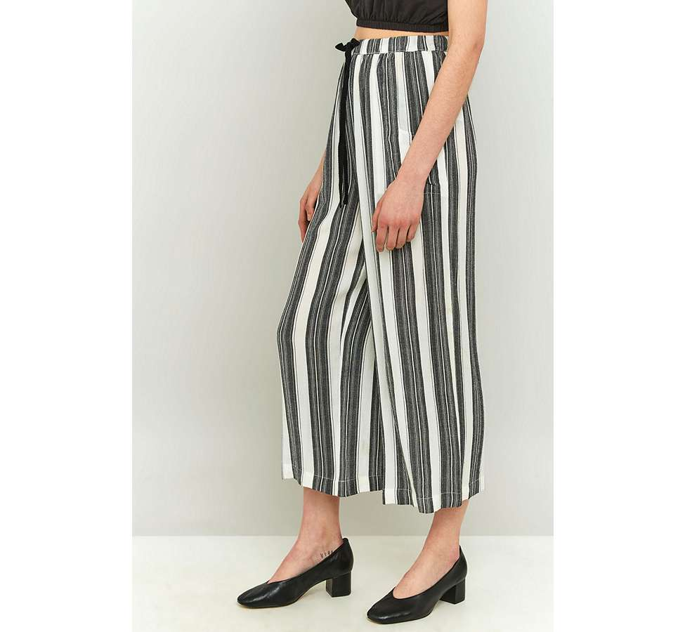 Slide View: 2: Staring At Stars Striped Wide Leg Trousers