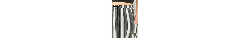 Thumbnail View 3: Staring At Stars Striped Wide Leg Trousers