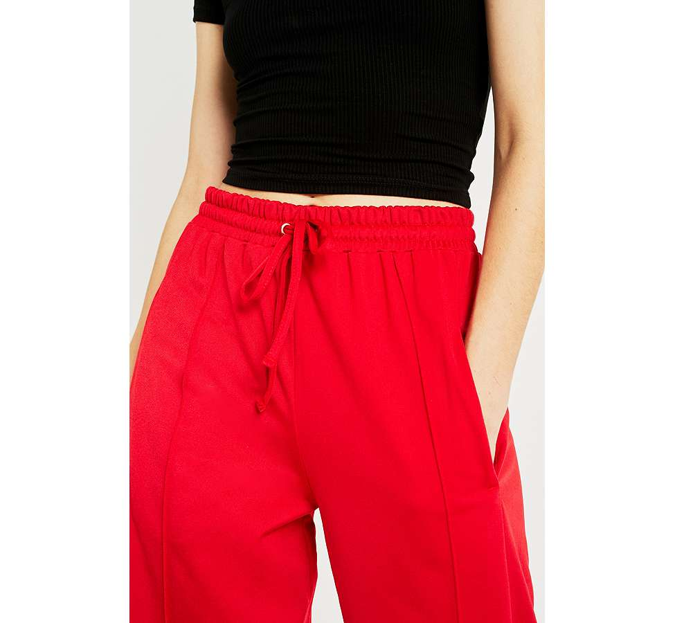 Slide View: 3: BDG Red Track Culottes