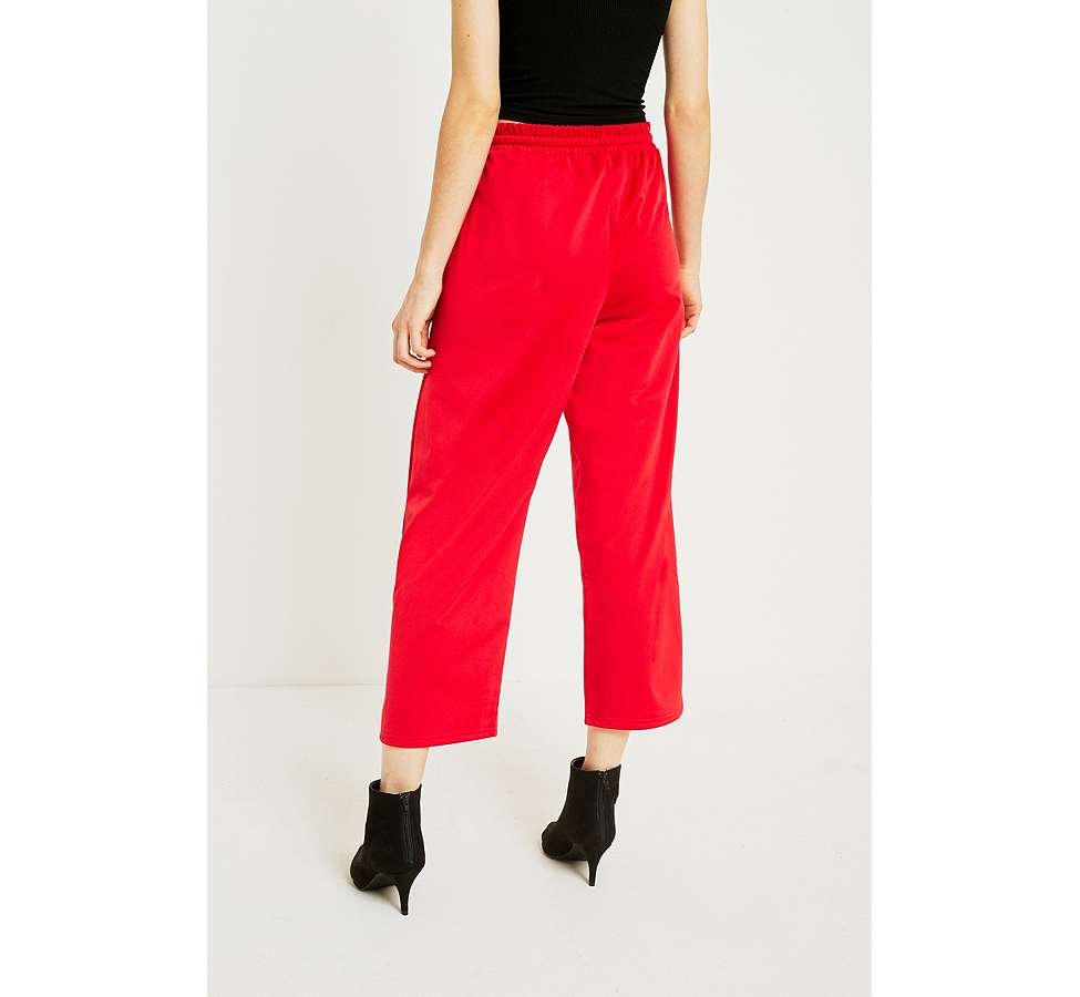 Slide View: 5: BDG Red Track Culottes