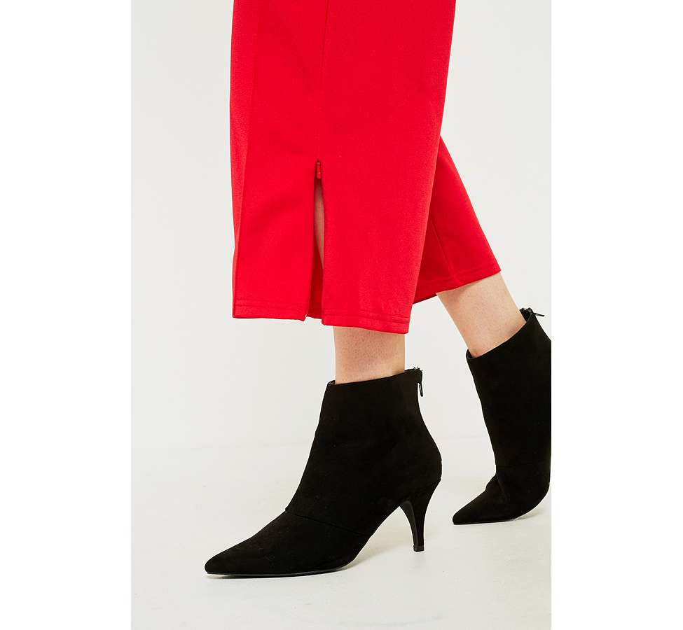 Slide View: 6: BDG Red Track Culottes