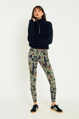 Adidas Originals - adidas Originals Camo Leggings, Assorted