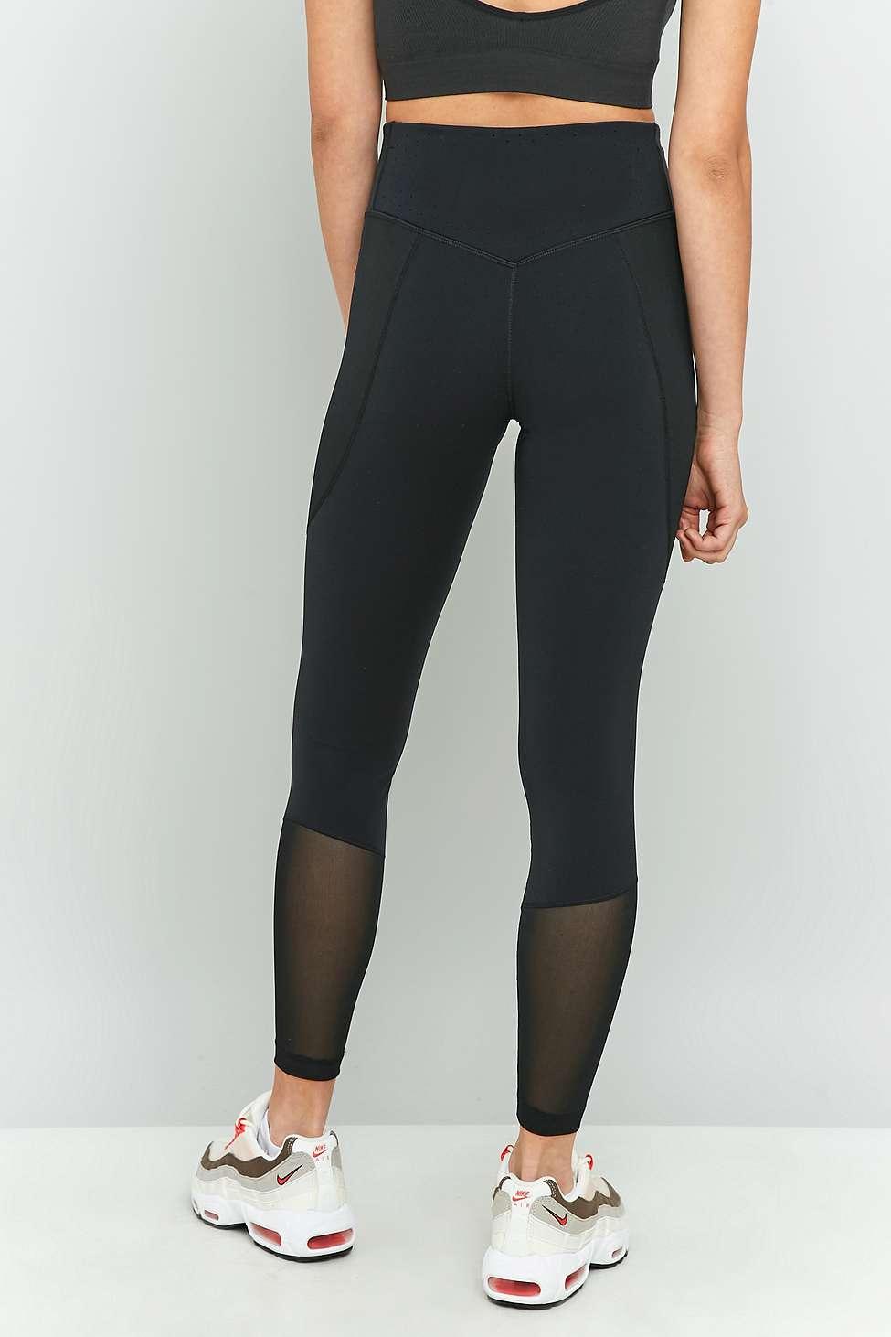 Nike Tech Mesh Panel Leggings | Urban Outfitters