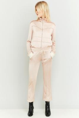 MM6 Maison Margiela - MM6 Rose Pink Tracksuit Bottoms, Pink