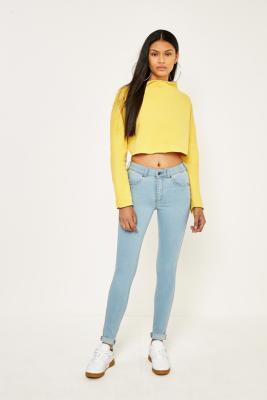 Dr Denim - Dr. Denim Lexy Void Blue Skinny Jeans, Blue