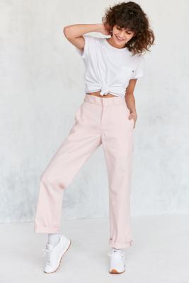 Dickies X UO Pink Trousers, PINK