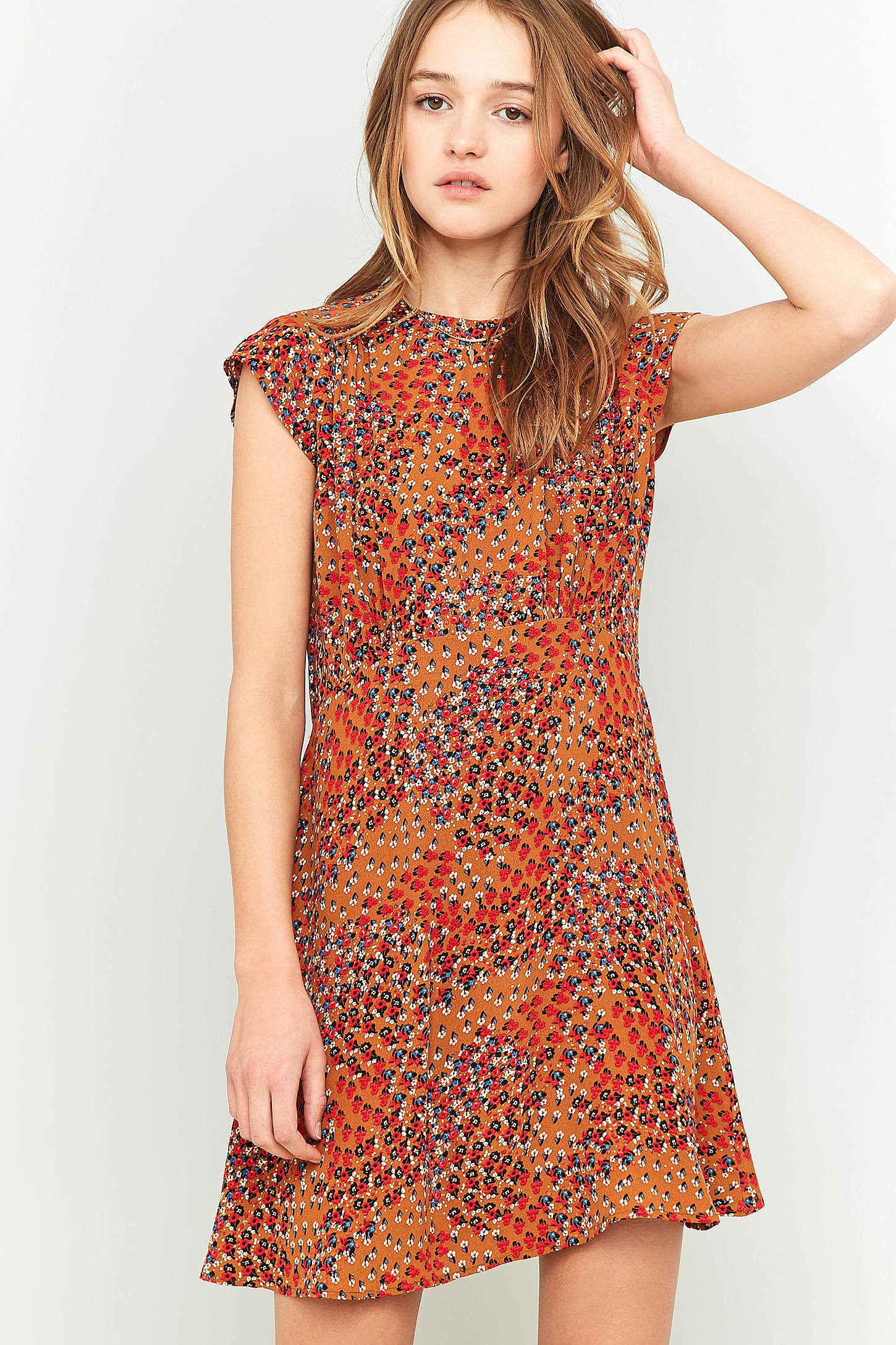 Urban outfitters floral dress - Avis urban dressing ...