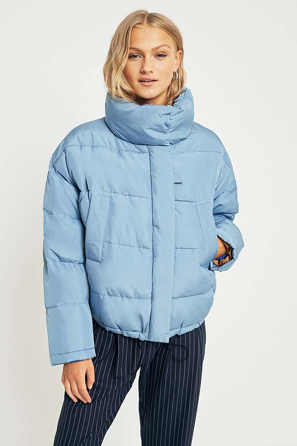 Light Blue Down Jacket | Jackets Review