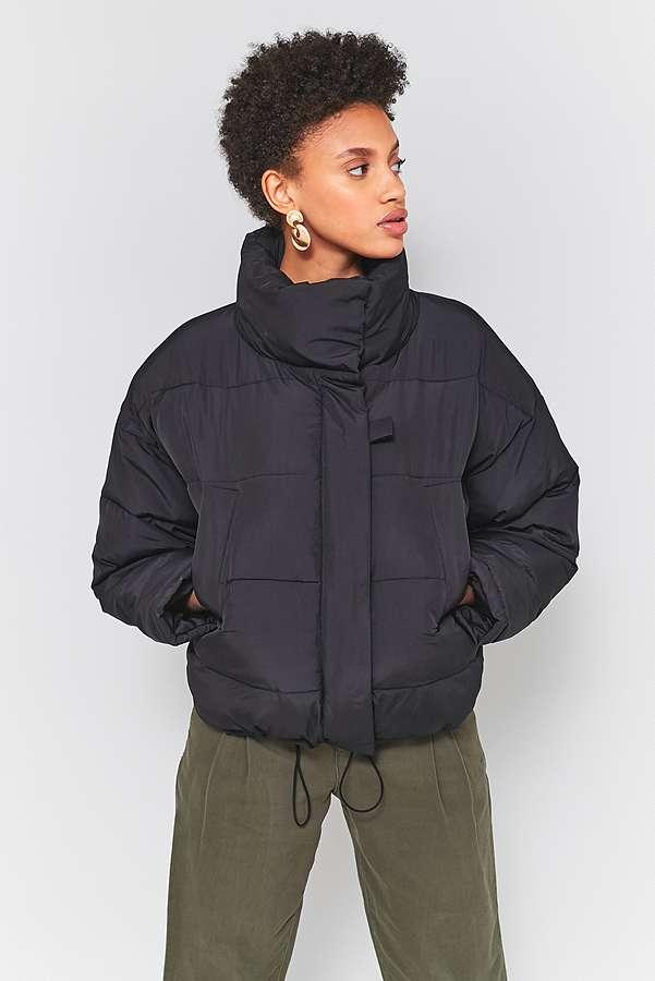 Light Before Dark Pillow Puffer Jacket   Urban Outfitters