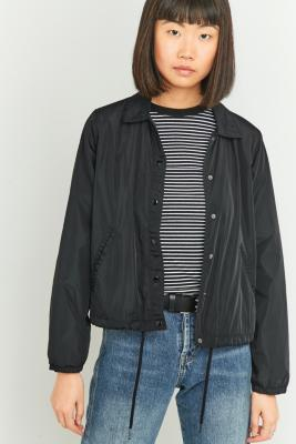 bdg-cropped-black-coach-jacket-womens-m