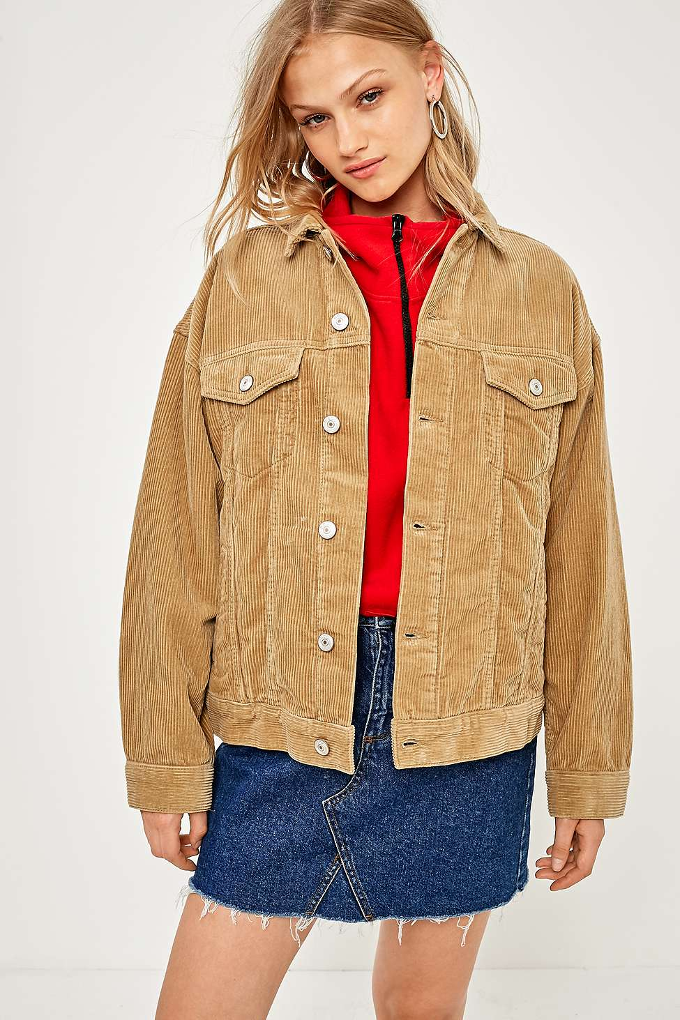 BDG Corduroy Jacket | Urban Outfitters