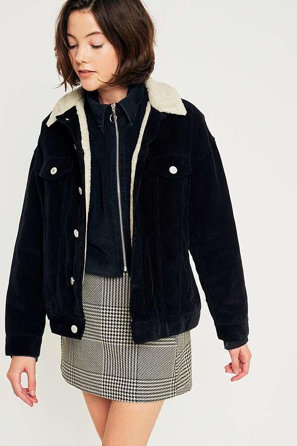 Corduroy coats for women