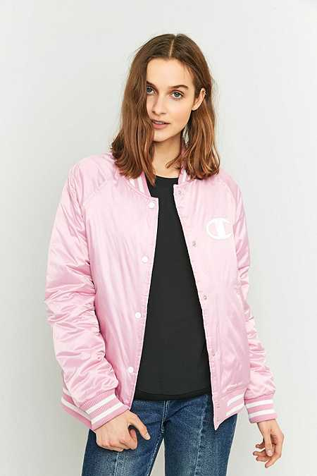 Women's Bomber Jackets   Hooded & Baseball Bombers   Urban Outfitters