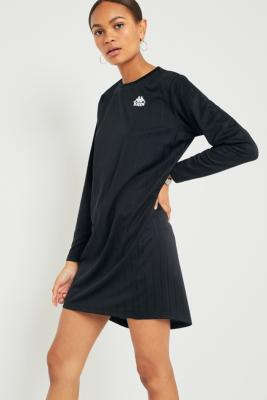 Kappa - Kappa Authentic Rippon Jersey Dress, Black