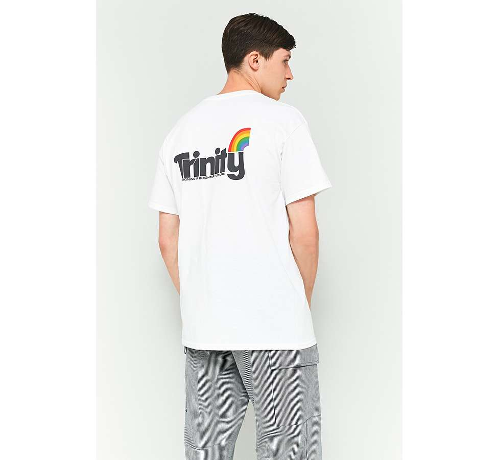 "Slide View: 2: Urban Outfitters – T-Shirt ""Trinity"""
