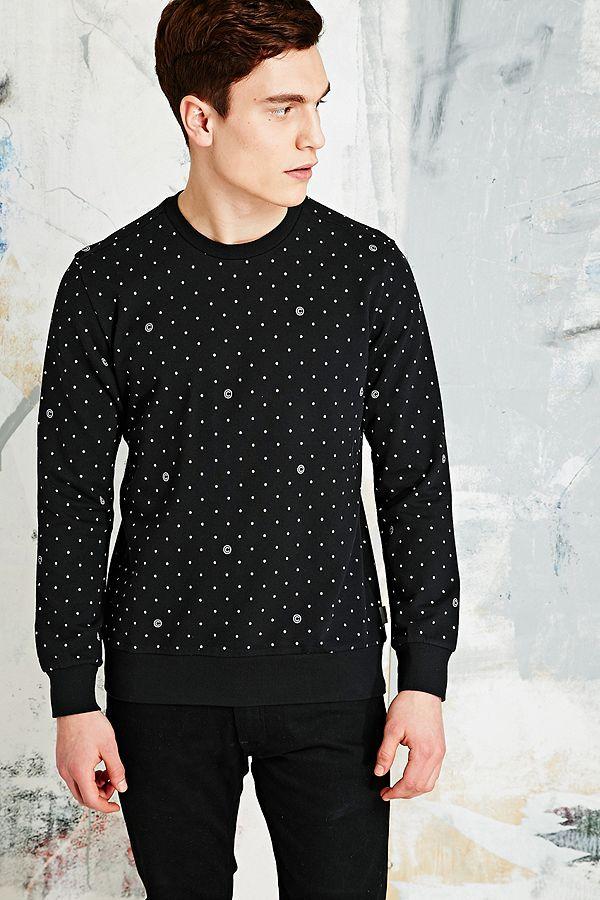 558bd88269 Carhartt Denton Sweatshirt in Black | Urban Outfitters UK
