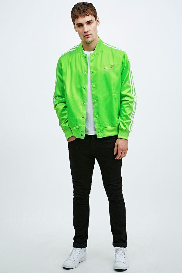 Survêtement Pharrell Williams De Veste Originals Vert Adidas X aqOPw6