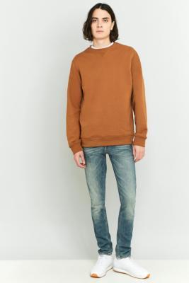 nudie-jeans-lean-dean-silver-lake-slim-fit-jeans-mens-32w-32l